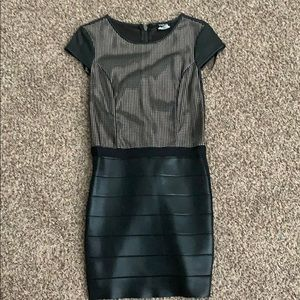 Bebe black Short Dress